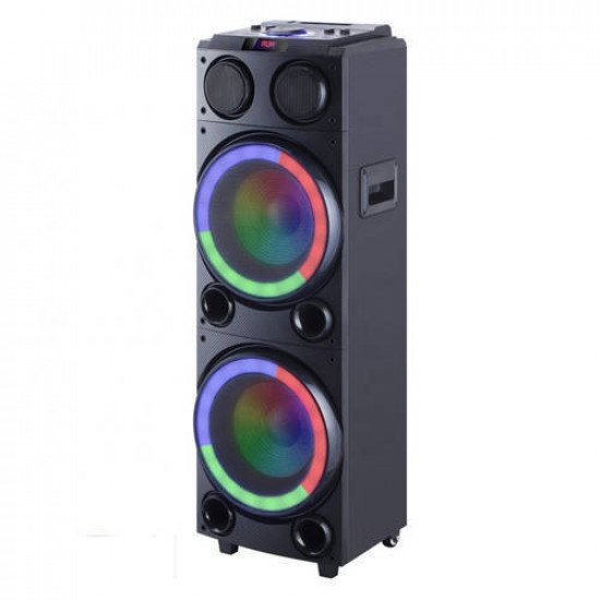 HS-TD1020 Bluetooth Party Speaker with Led Lights