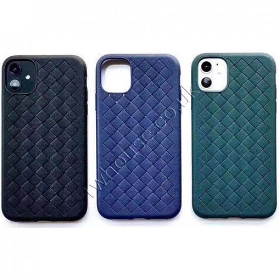 """ZUZU TPU Woven Design Phone Case for iPhone 12/12 Pro (6.1"""")"""