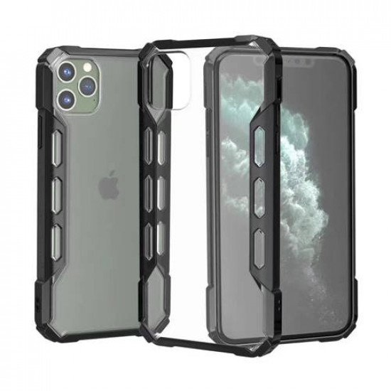 ZUZU Hybrid Protection Hard PC Clear Case for iPhone X/XS