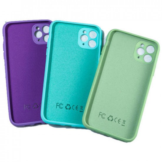 """ZUZU Silicone Case for iPhone 12 Mini (5.4"""")"""