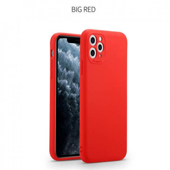 "ZUZU Silicone Case for iPhone 12 Pro Max (6.7"")"