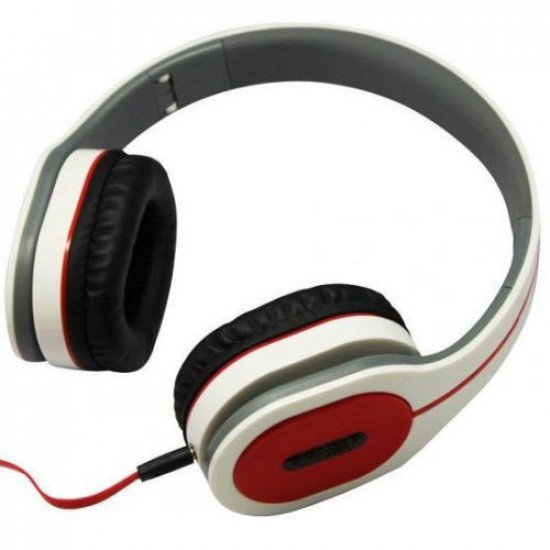 Wired Music Headphones with Mic DM2560