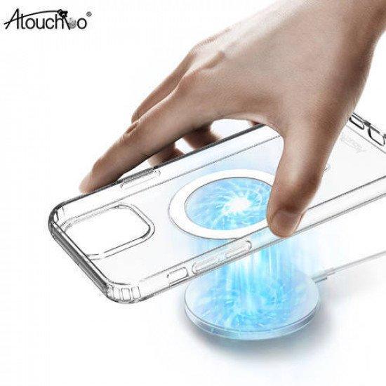 "Atouchbo Anti-Shock MagSafe Case for iPhone 12 Mini (5.4"")"