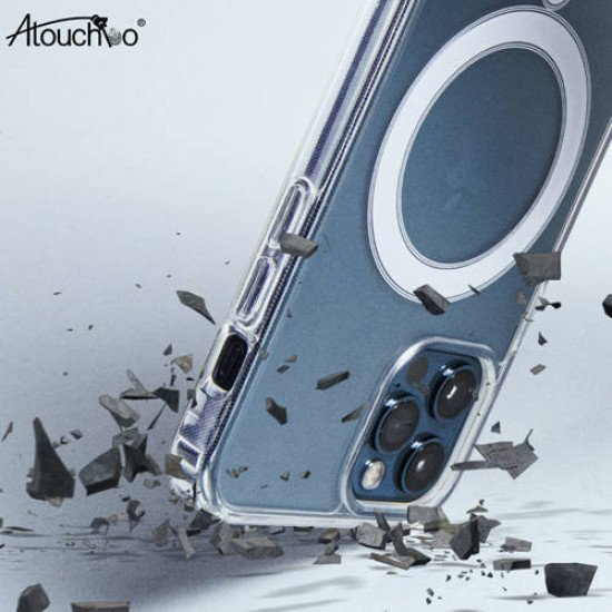 """Atouchbo Anti-Shock MagSafe Case for iPhone 12 Pro Max (6.7"""")"""