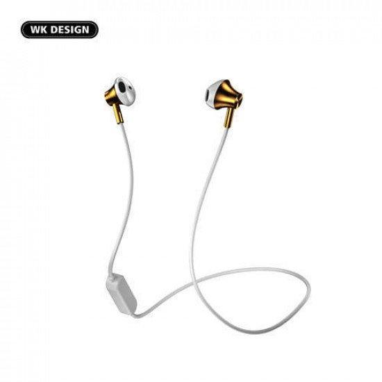 WK Design V28 Bluetooth Wireless Sports Earphone wih TF Card Slot