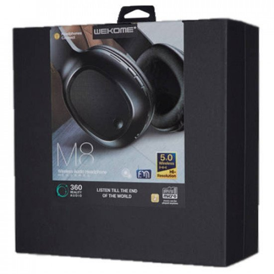 WK M8 Bluetooth 5.0 Headphone
