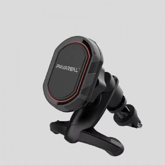 Pavareal CH51 Car Magnetic Air Vent Mobile Phone Holder (Black)
