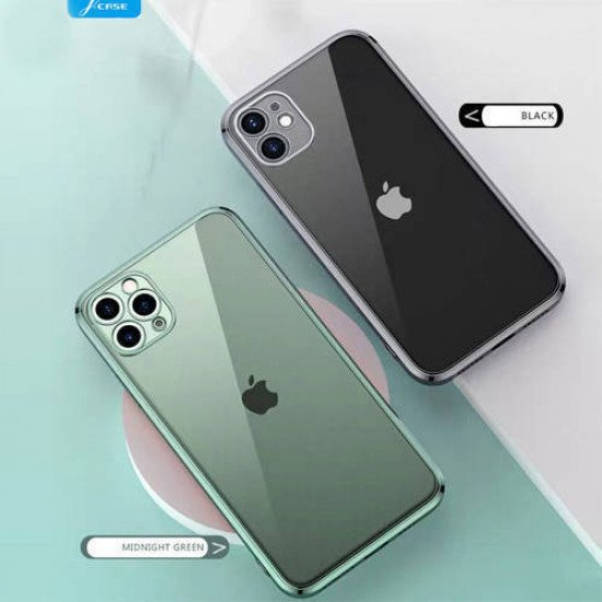 """Electroplate TPU Series Creative Phone Case for iPhone 12 Pro Max (6.7"""")"""
