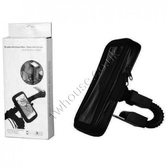Universal Size L Motorcycle Phone Holder