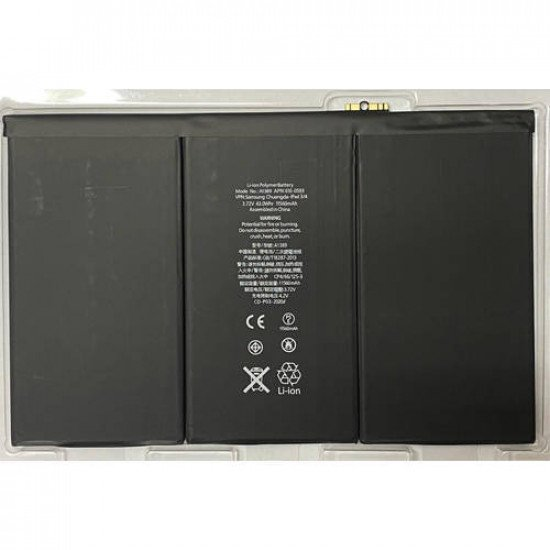 VEN-DENS A1389 Battery 11560 mAh for iPad 3/4