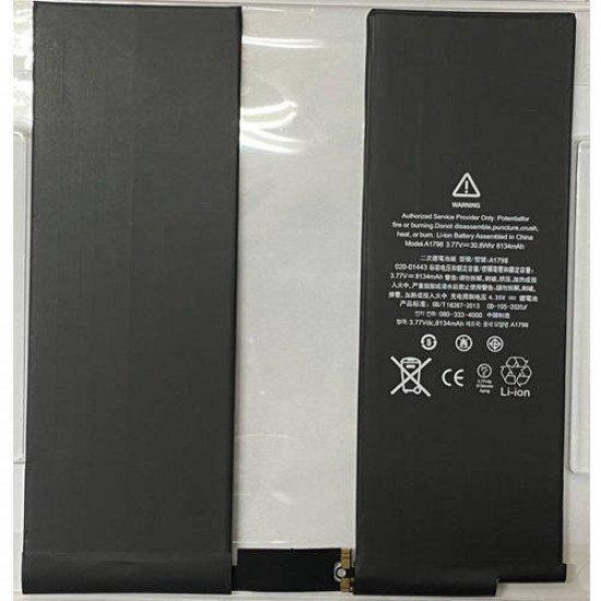 """VEN-DENS A1798 Battery 8134 mAh for iPad Pro 10.5"""""""