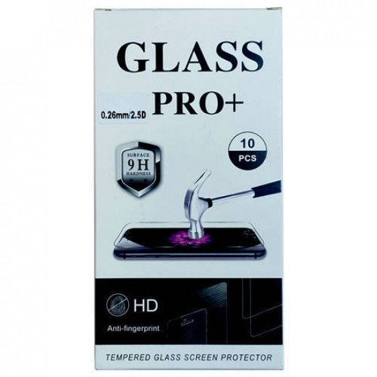 """Tempered Glass Screen Protector for iPhone 12 / 12 Pro (6.1"""") (10 Pack)"""