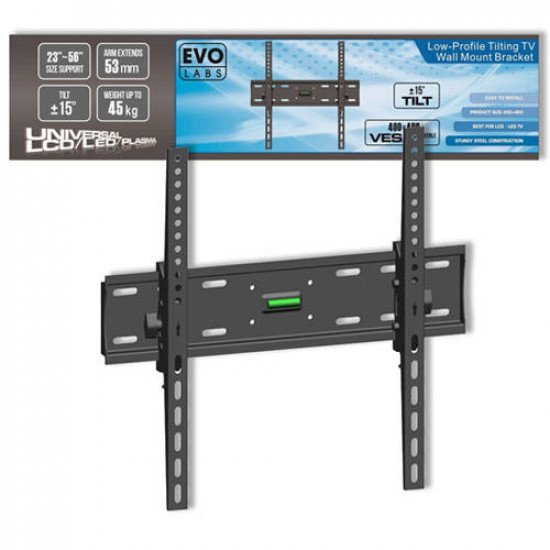 Evo Labs Low-Profile Tilting TV Wall Mount