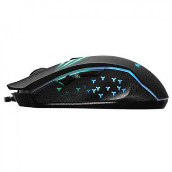 XTRIKE ME GM-203 USB Optical Wired Gaming Mouse (Black)