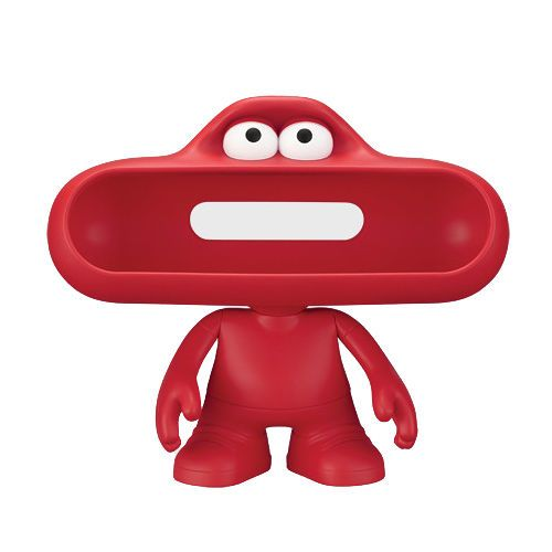 Beats by Dr. Dre Pill Dude Character Speaker Holder